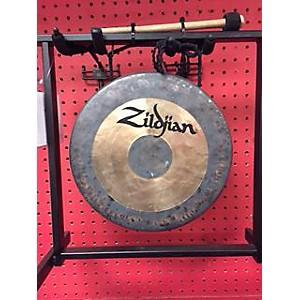 Pre-owned Zildjian 12 inch Gong Gong by Zildjian