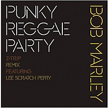 SERATO 12 Inch Bob Marley Pressing  - Punky Reggae Party Z-Trip Remix (Pair)