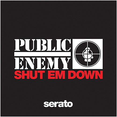 SERATO 12 Inch Serato x Public Enemy Shut Em Down Pressing (Pair)