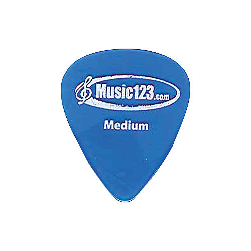 Music123 12 Pack of Logo Picks