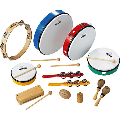 Nino 12-Piece Percussion Assortment-thumbnail