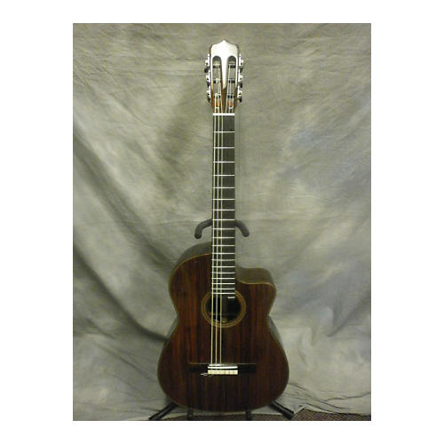 Cordoba 12 Rose Classical Acoustic Electric Guitar-thumbnail