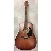 Art & Lutherie 12 STRING CEDAR BURST 12 String Acoustic Guitar