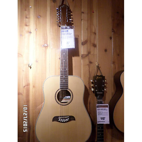 In Store Used 12 String 12 String Acoustic Guitar