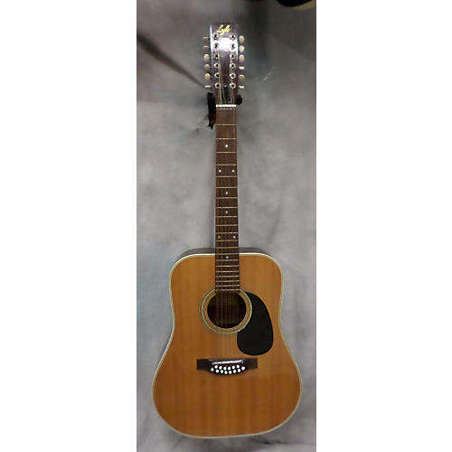 Lyle 12 String Acoustic 12 String Acoustic Guitar Natural
