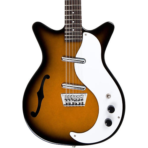Danelectro 12 String Electric Guitar-thumbnail