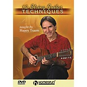 Homespun 12-String Guitar Techniques (DVD)