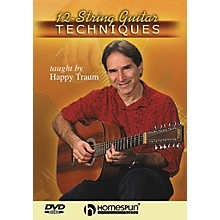 Homespun 12-String Guitar Techniques (DVD)