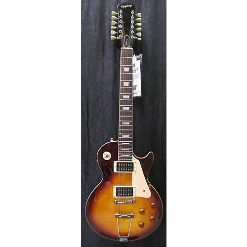 Epiphone 12 String Les Paul Solid Body Electric Guitar-thumbnail