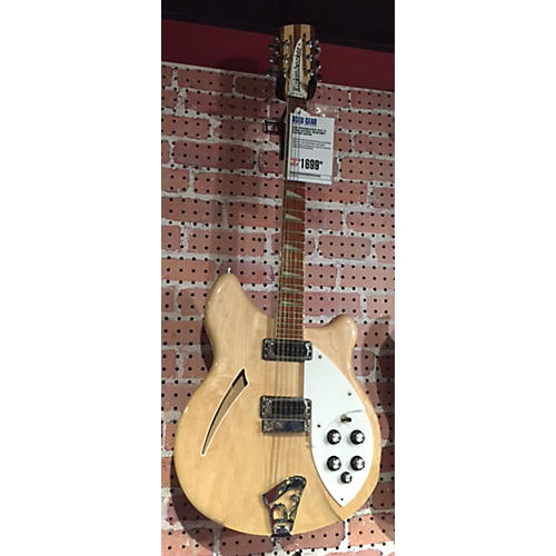 Rickenbacker 12 String Solid Body Electric Guitar-thumbnail
