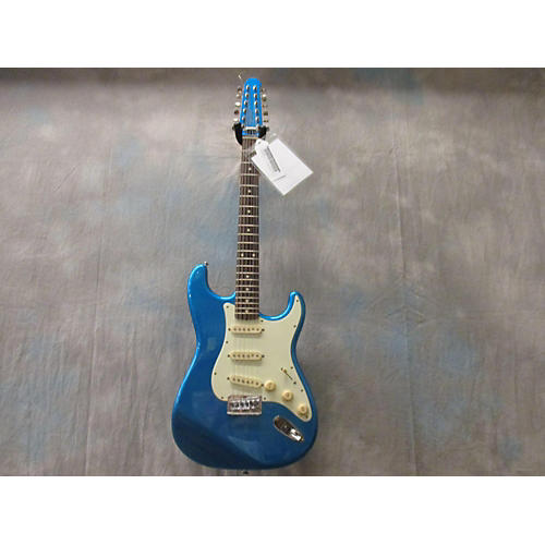 Fender 12 String Stratocaster Lake Placid Blue Solid Body Electric Guitar Lake Placid Blue