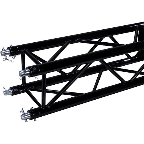 GLOBAL TRUSS 12 x 12 9.84 Foot (3.0 Meter) Black Powder Coat Square Truss