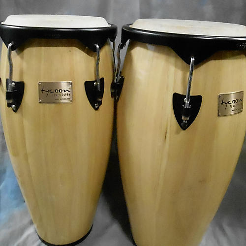 Tycoon Percussion 12.5in Congas Conga