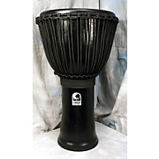 Toca 12.5in Toca Synergy Freestyle Black Mamba Cannon Djembe 14 In Djembe