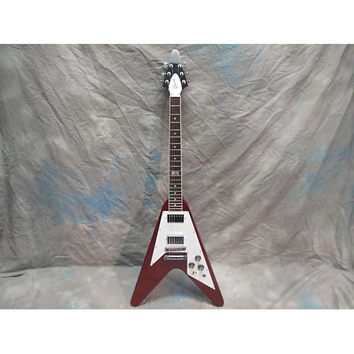 Gibson 120th Flying V Solid Body Electric Guitar