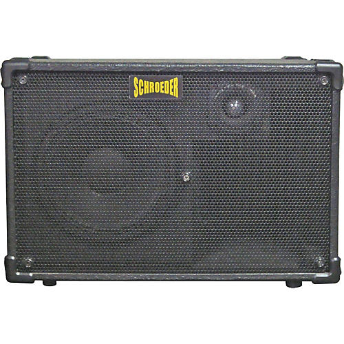 Schroeder 1210 Light Bass Cabinet 4 Ohm