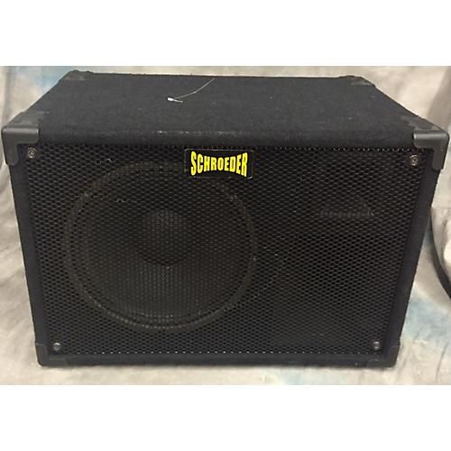 Schroeder 1210R Bass Cabinet-thumbnail