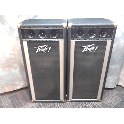 Peavey 1210TS Speaker Column Pair Unpowered Speaker