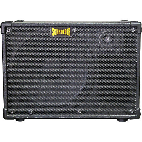 Schroeder 1215 800W Light Bass Speaker Cabinet 4 Ohm-thumbnail