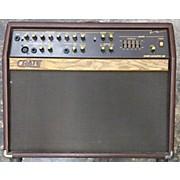 Crate 125D ACOUSTIC AMP Acoustic Guitar Combo Amp