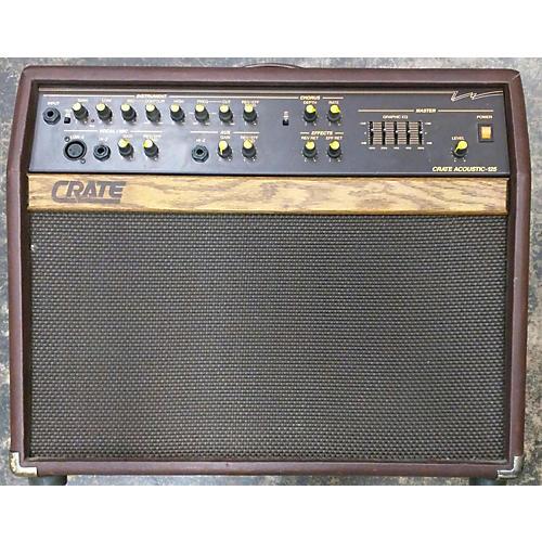 Crate 125D ACOUSTIC AMP Acoustic Guitar Combo Amp-thumbnail