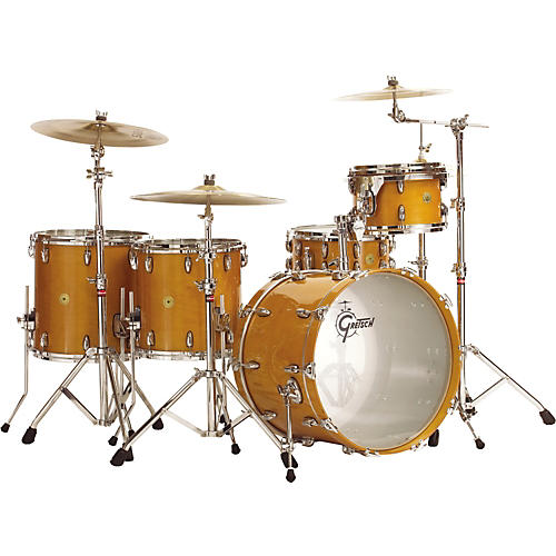 Gretsch Drums 125th Anniversary Rock Legend 5-Piece Shell Pack-thumbnail