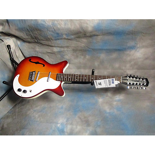 Danelectro 12SDC 12-String Solid Body Electric Guitar-thumbnail