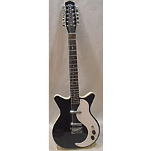 Danelectro 12SDC 12-String Solid Body Electric Guitar