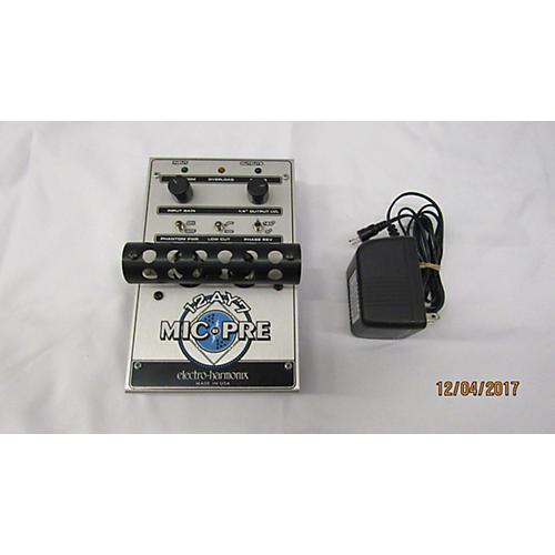 Electro-Harmonix 12ay7 Mic Pre Microphone Preamp