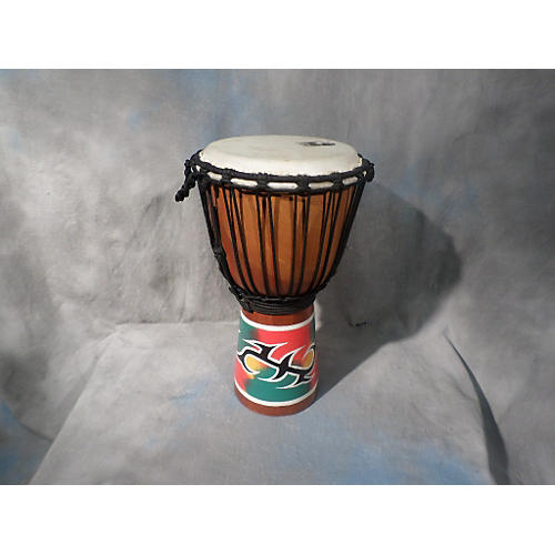 Toca 12in 12x14 Rope Tuned Djembe  30
