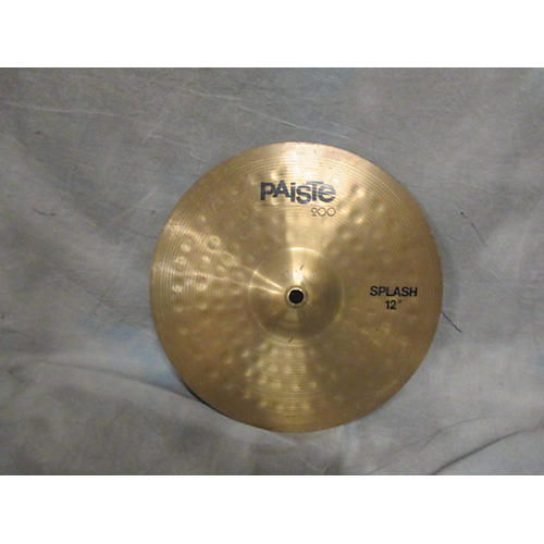 Paiste 12in 200 Cymbal-thumbnail