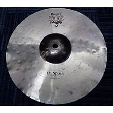 Paiste 12in 502 SPLASH Cymbal