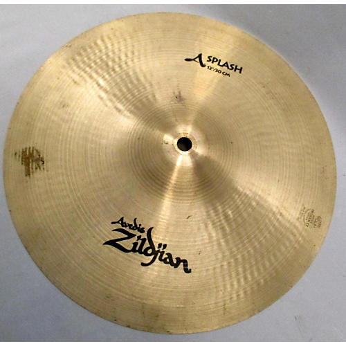 Zildjian 12in A SPLASH Cymbal-thumbnail