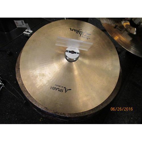 Zildjian 12in A Series Splash Cymbal-thumbnail