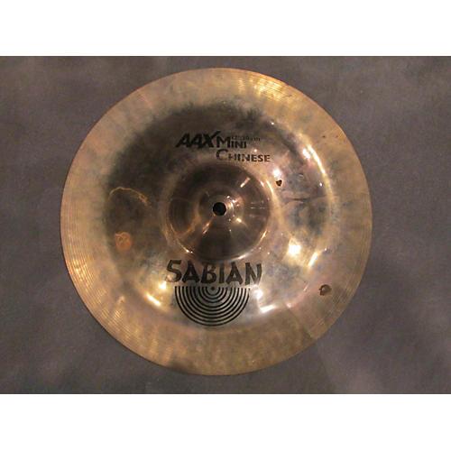 Sabian 12in AA Mini Chinese Cymbal