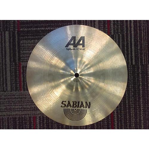 Sabian 12in AA Splash Cymbal
