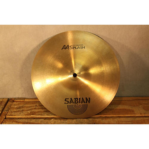 Sabian 12in AA Splash Cymbal