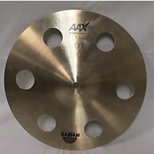 Sabian 12in AAX Ozone Splash Cymbal