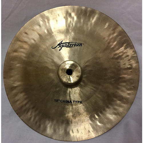 Agazarian 12in AGT Traditional China Cymbal-thumbnail