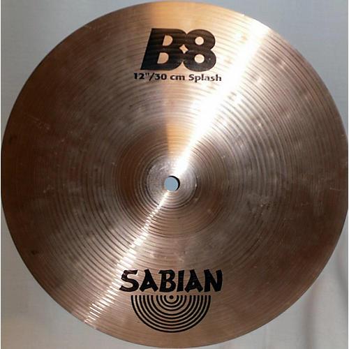 Sabian 12in B8 Splash Cymbal