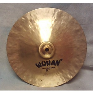 Pre-owned Wuhan 12 inch China Cymbal by Wuhan