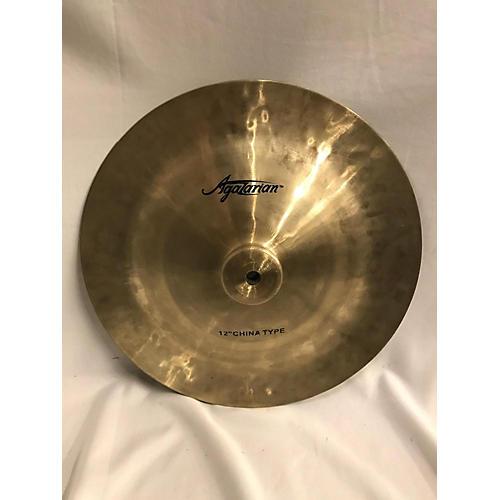 Agazarian 12in China Cymbal-thumbnail