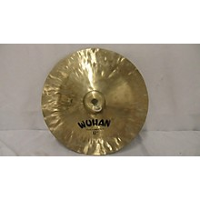 """Wuhan 12in HAND MADE-CHINA 12"""" Cymbal"""