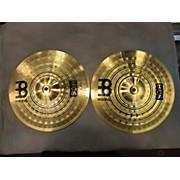 Meinl 12in HCS Hi Hat Pair Cymbal