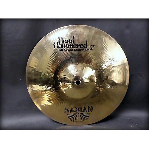 Sabian 12in HH SOUND CONTROL SPLASH Cymbal