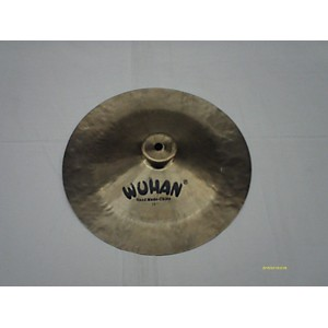 Pre-owned Wuhan 12 inch Hand Made-China Cymbal by Wuhan