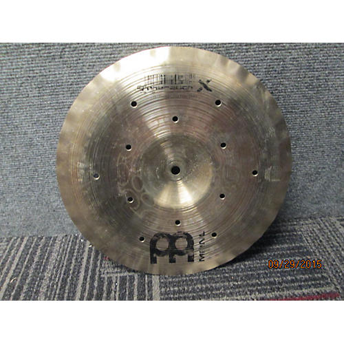 Meinl 12in MEINL GENERATION X 12IN THOMAS LANG FILTER CHINA Cymbal