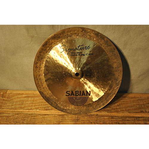 Sabian 12in Mike Portnoy Signature Max Stax Low Cymbal-thumbnail