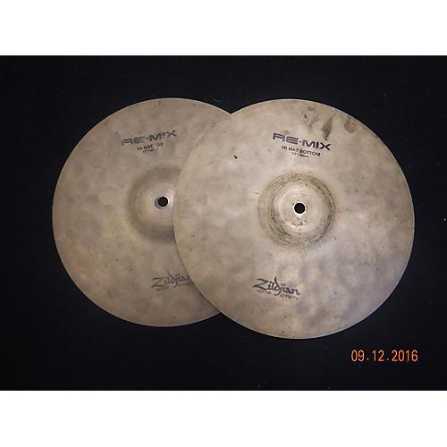 Zildjian 12in Re-mix Cymbal-thumbnail