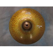 Paiste 12in Rude Splash Cymbal